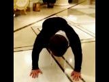 Тимати заставил отжиматься Кадырова