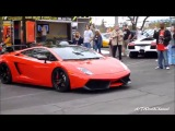 Lamborghini Gallardo LP570-4 Super Trofeo Stradale with Larini Exhaust! Lamborghini Supercar Sunday