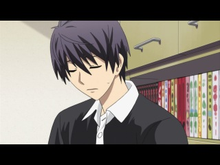 Мангака и его ассистентка / Mangaka-san to Assistant-san to The Animation / マンガ家さん - 03 (3) серия [Ancord & Trina_D]