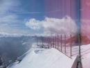 Италия.Доломиты. Круговой обзор со смотровой площадки Passo Pordoi.2950 m.