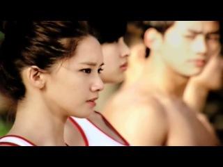 МИЛАЯ ДОРАМА БЫ ПОЛУЧИЛАСЬ)Girls Generation (SNSD) & 2PM - Cabi Song (Caribbean Bay CF)