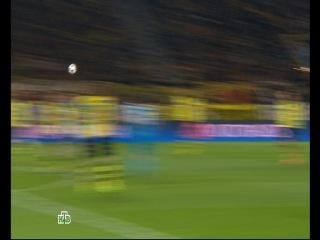Лига чемпионов 13-14. 1/8 финала.Боруссия - Зенит. Гол Халка.