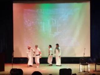 Йеменский танец _БГМУ 014
