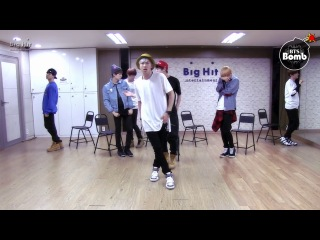 BTS - Just One Day (Dance Practice) (Appeal Ver.)