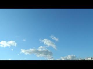 Запуск самодельной модели двух-ступенчатой ракеты. Лето 2012.