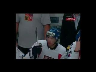 Чемпионат мира по хоккею 2007, Москва, четвертьфинал, Россия-Чехия, 4-0, 3 место, Гончар Сергей