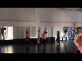 'Ex Again' Eric Bellinger | Katerina Boroffkova CHOREOGRAPHY