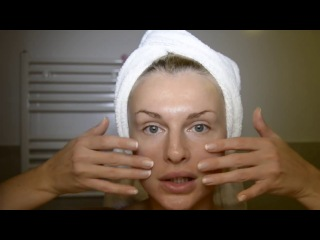 как правильно наносить крем на лицо