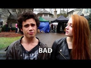 «Особо Опасна»: Софи и Тоби учат американскому акценту