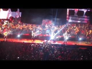 Концерт скорпионс 02.04.2014