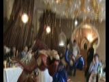 Выступление на свадьбе. Танец с кинжалами