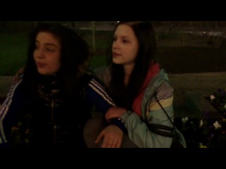 Четкая кавказская девушка