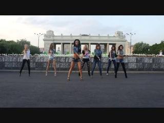 Танец  Парк Горького Таня Гоу Гоу