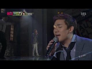 Bernard Park Who's Lovin' You @KPOP STAR3 140406