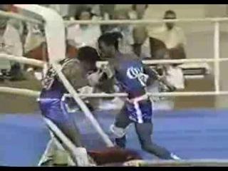 1976-09-05 Sugar Ray Leonard vs Andres Aldama (Olympic Light Welterweight Final)