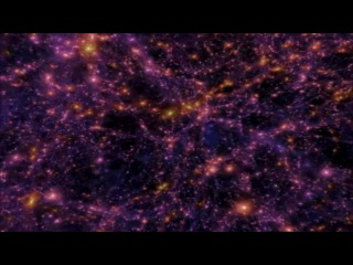 The Cosmic Web, or What does the universe look like at a VERY large scale