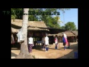 Танец девушек народности карены, Таиланд
