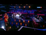 Дмитрий Бикбаев - Наташа Королева - Подсолнухи   HD: Один в Один. Сезон 2. Выпуск 2   Скандал Ссора Обида