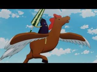 Гиперпространственная Нептуния / Choujigen Game Neptune The Animation - 7 серия [Hikuro] [07/12]