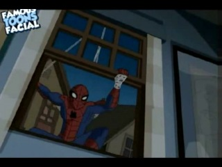 [секс мультики][sex cartoons] spider-man   человек-паук