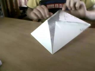 как сделать гадалку (оригами) из бумаги