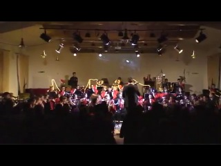 Pomaz Wind Orchestra Back to the future