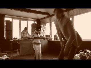 Julia Lizard at Danse Mortido tribal party