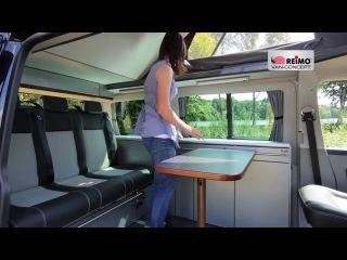 Campingbus Reimo CityVan auf VW T5