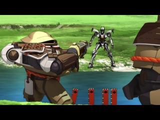 [AniDub] Nobunaga the Fool | Нобунага - Величайший глупец [07] [Inspector_Gadjet, Oriko]