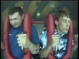 Мы с Лёхой на катапульте!=) Крестовский остров 2008г