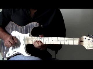 25 Jazz Fusion Licks Lesson - lick1