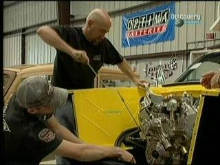 Американские колымаги сезон 1. Ford Mustang '1965 part 3