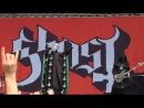 Nova Rock 2014: Ghost B.C. - Monstrance Clock