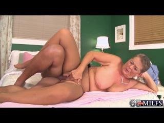 60 Plus Milfs: Joanne Price (mature, MILF, BBW, мамки - порно со зрелыми женщинами)
