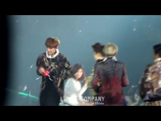 [FANCAM D-1] 140523 EXO FROM. EXOPLANET IN SEOUL @ Luhan focus - Ring Ding Dong