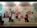 первый танец папы и дочки!мои любимые делают мне подарок на 8 марта!