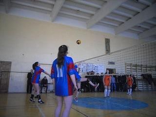 БМК змагання з волейболу