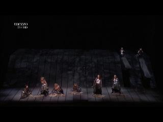 Отрывок из Валькирии Вагнера. Метрополитен-опера.