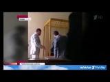 Народный Губернатор Донецка Павел Губарев в здании суда не отдал святыню тюремщикам 30 04