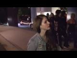 12 марта 2012; Лос-Анджелес, США: Лана покидает концерт рок-группы Guns N Roses