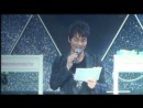 [FANCAM] 140411 EXO: Chanyeol vs Kai @ Greeting Party in Japan 'Hello'