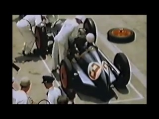 Формула 1. Пит-Стоп 1950 года и сегодня. | Formula 1 Pit Stops 1950 & Today
