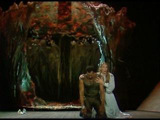 Wagner: Wirst du des Vaters Wahl nicht schelten (Simon Estes, Lisbeth Balslev; Bayreuther Festspiele, 1985)