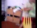 ванючая вилка-убийца. часть 2. от создателей фильма(чч оо блять, блять ну как его блять, ээ блять блять вилка мутант-убийца.)