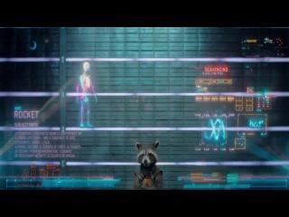 Guardians of the Galaxy Official Trailer (2014) / Защитники Галактики трейлер / Стражи Галактики [ Dark Colony ]