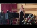 """Моцарт Ария Церлины из оперы """"Дон Жуан"""""""