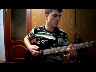 Rammstein – Ich Tu Dir Weh (гитарный риф)