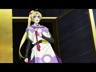 08 - Nobunaga the fool / Глупец Нобунага | AniFilm (Drey & Акварелька)