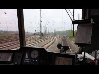 Mit der SBB Re 421 im Ruhrpott unterwegs - Fuhrerstandsmitfahrt====Timo Albert