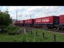 Bahnverkehr Gotthard - SBB Re 474 EuroCity Testzug======TrainspotterVideos